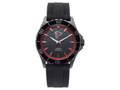 Atlanta Falcons Men's Sport Silicone Strap Watch