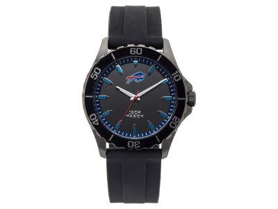 Buffalo Bills Jack Mason Men's Sport Silicone Strap Watch