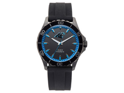 Carolina Panthers Jack Mason Men's Sport Silicone Strap Watch