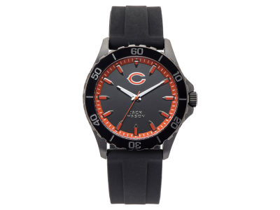 Chicago Bears Jack Mason Men's Sport Silicone Strap Watch