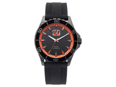 Cincinnati Bengals Men's Sport Silicone Strap Watch
