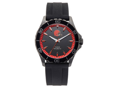 Cleveland Browns Jack Mason Men's Sport Silicone Strap Watch