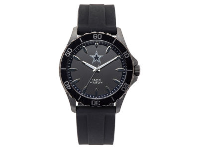 Dallas Cowboys Jack Mason Men's Sport Silicone Strap Watch