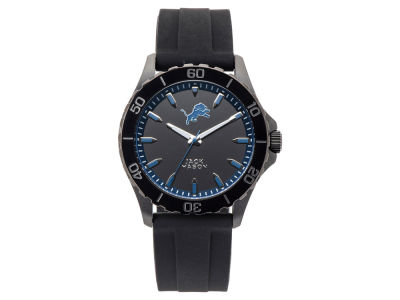 Detroit Lions Men's Sport Silicone Strap Watch