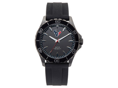 Houston Texans Jack Mason Men's Sport Silicone Strap Watch