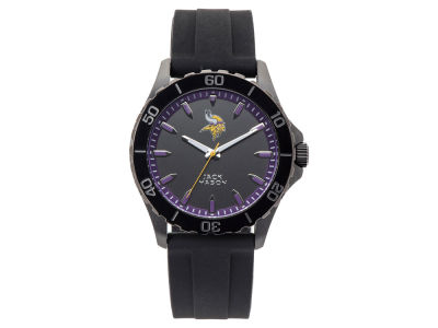 Minnesota Vikings Jack Mason Men's Sport Silicone Strap Watch