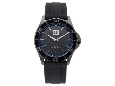New York Giants Men's Sport Silicone Strap Watch