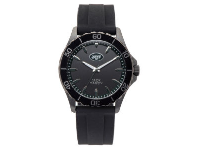 New York Jets Jack Mason Men's Sport Silicone Strap Watch