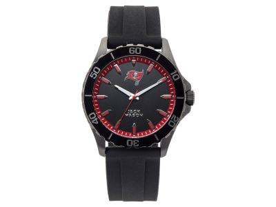 Tampa Bay Buccaneers Jack Mason Men's Sport Silicone Strap Watch