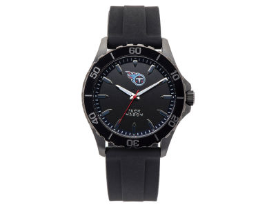 Tennessee Titans Men's Sport Silicone Strap Watch