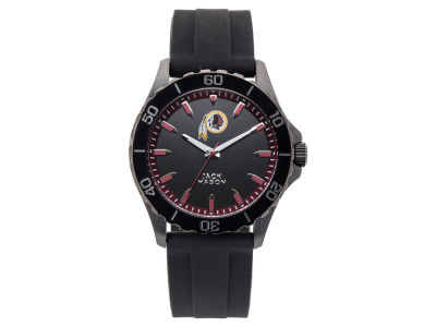 Washington Redskins Jack Mason Men's Sport Silicone Strap Watch