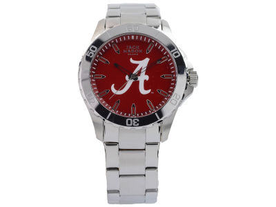 Alabama Crimson Tide Men's Color Sport Bracelet Watch