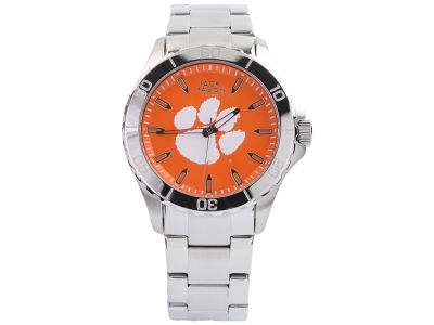 Clemson Tigers Men's Color Sport Bracelet Watch