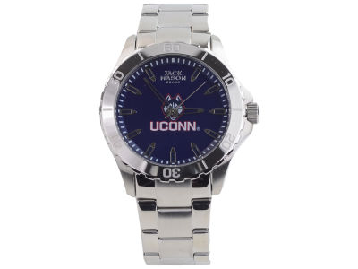 Connecticut Huskies Men's Color Sport Bracelet Watch