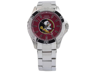 Florida State Seminoles Men's Color Sport Bracelet Watch