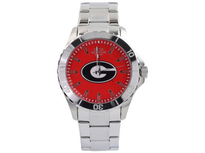 Georgia Bulldogs Men's Color Sport Bracelet Watch