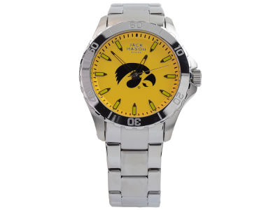 Iowa Hawkeyes Men's Color Sport Bracelet Watch