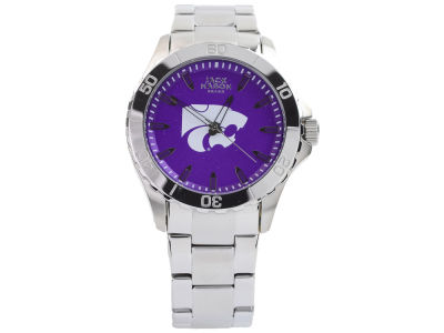 Kansas State Wildcats Men's Color Sport Bracelet Watch