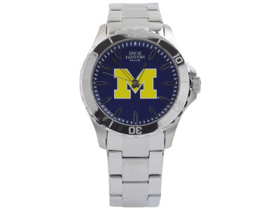 Michigan Wolverines Men's Color Sport Bracelet Watch