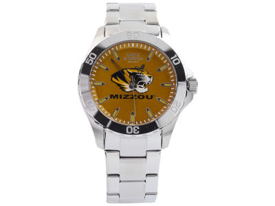 Missouri Tigers Jack Mason Men's Color Sport Bracelet Watch