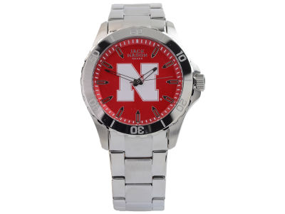 Nebraska Cornhuskers Jack Mason Men's Color Sport Bracelet Watch