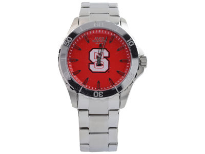 North Carolina State Wolfpack Jack Mason Men's Color Sport Bracelet Watch