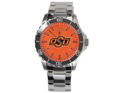 Oklahoma State Cowboys Men's Color Sport Bracelet Watch