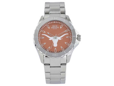 Texas Longhorns Men's Color Sport Bracelet Watch