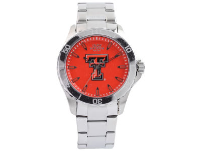 Texas Tech Red Raiders Men's Color Sport Bracelet Watch