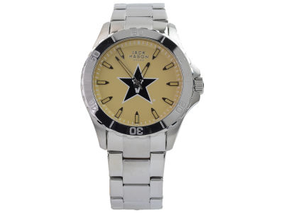 Vanderbilt Commodores Jack Mason Men's Color Sport Bracelet Watch