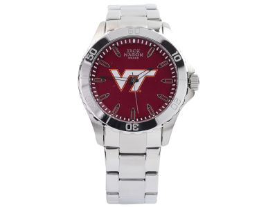 Virginia Tech Hokies Men's Color Sport Bracelet Watch