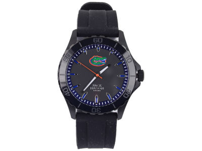 Florida Gators Jack Mason Men's Blackout Silicone Strap Watch