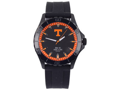 Tennessee Volunteers Jack Mason Men's Blackout Silicone Strap Watch