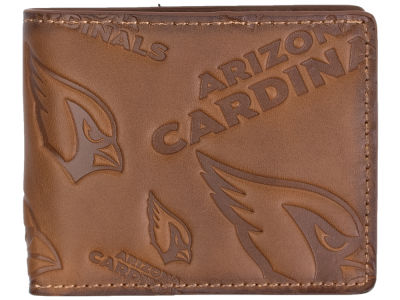 Arizona Cardinals Embossed Bifold