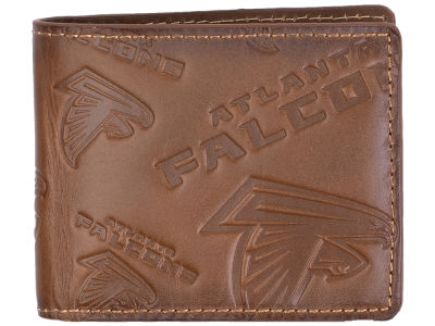 Atlanta Falcons Embossed Bifold
