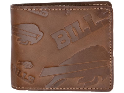 Buffalo Bills Embossed Bifold