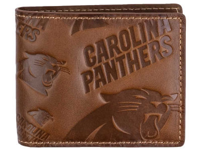 Carolina Panthers Embossed Bifold