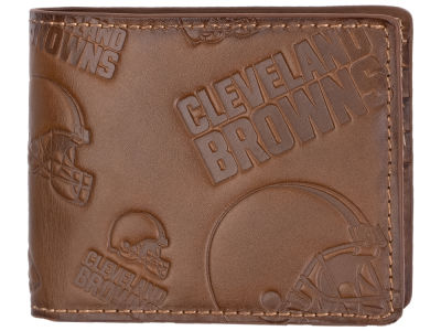 Cleveland Browns Embossed Bifold