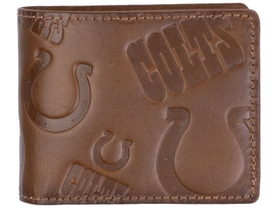 Indianapolis Colts Embossed Bifold