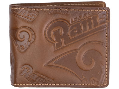 Los Angeles Rams Jack Mason Embossed Bifold