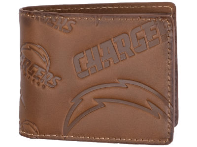 San Diego Chargers Jack Mason Embossed Bifold