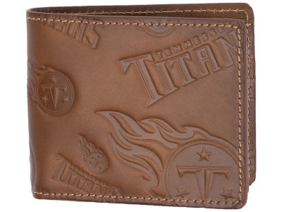 Tennessee Titans Embossed Bifold
