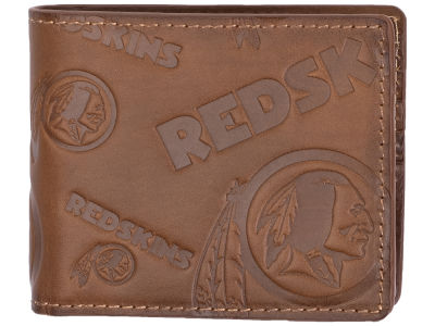 Washington Redskins Jack Mason Embossed Bifold