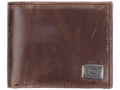 Chicago Bears Jack Mason Legacy Traveler Wallet