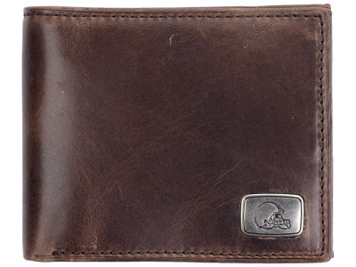 Cleveland Browns Legacy Traveler Wallet