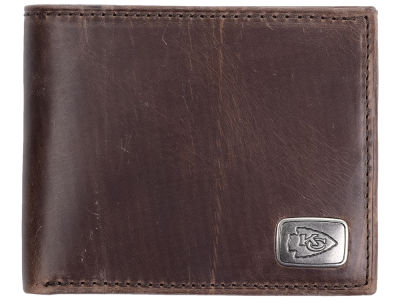 Kansas City Chiefs Jack Mason Legacy Traveler Wallet