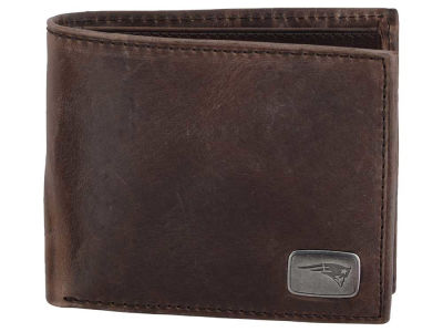 New England Patriots Legacy Traveler Wallet