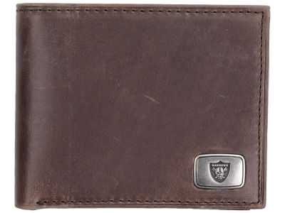 Oakland Raiders Legacy Traveler Wallet