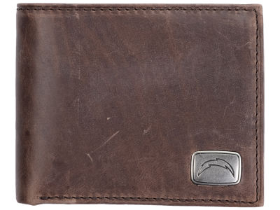Los Angeles Chargers Jack Mason Legacy Traveler Wallet