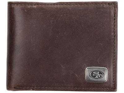 San Francisco 49ers Legacy Traveler Wallet